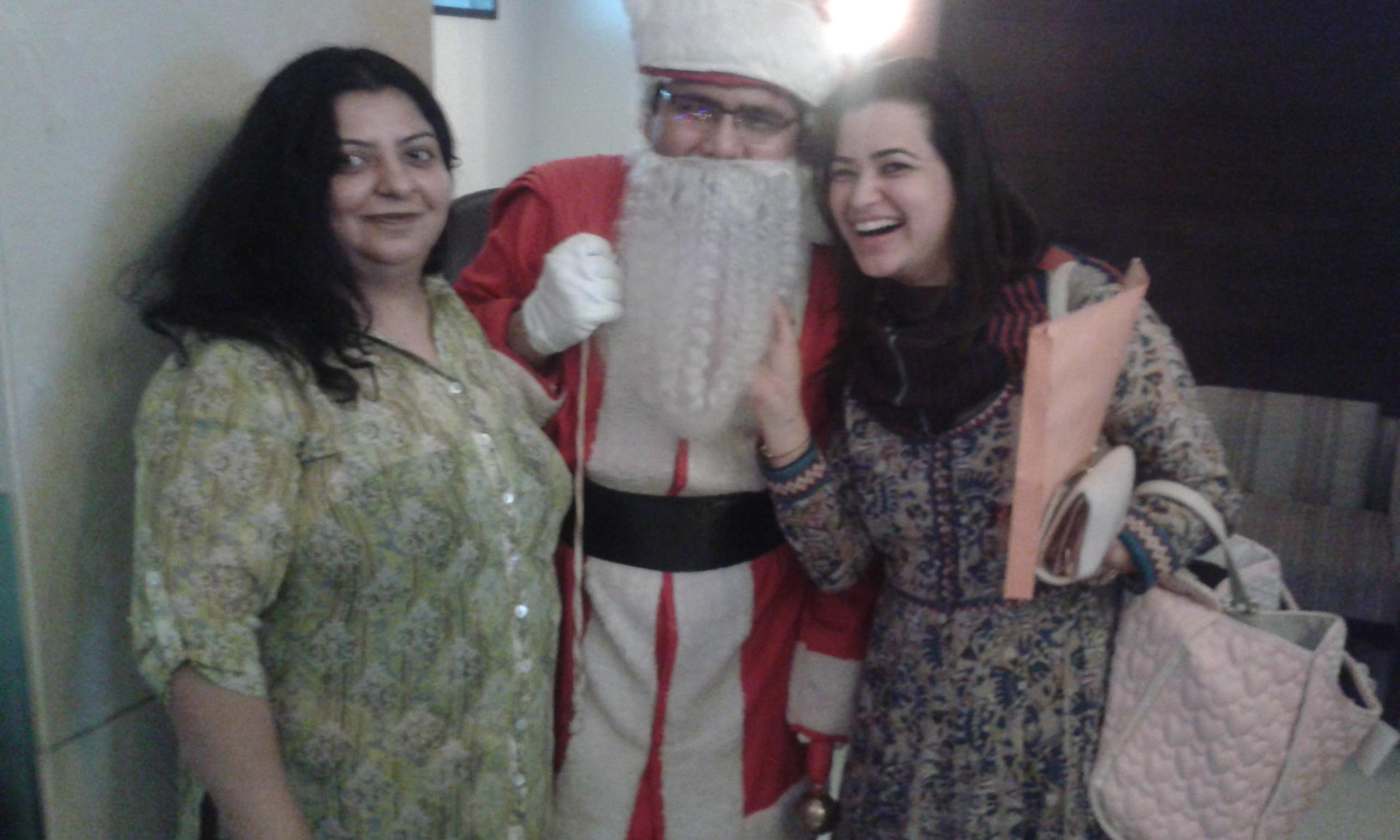 Christmas Celebrations !